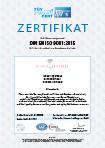 QMS-Zertifikat